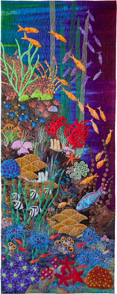 Life on the Reef by Linda Steele