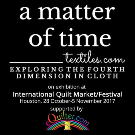 A Matter of Time at the International Quilt Festival