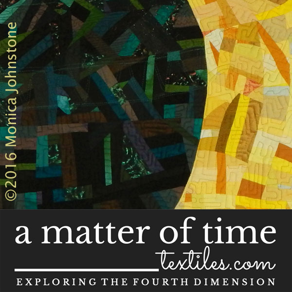 Just A Moment With Monica Johnstone A Matter Of Time