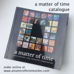 order your catalogue for a matter of time