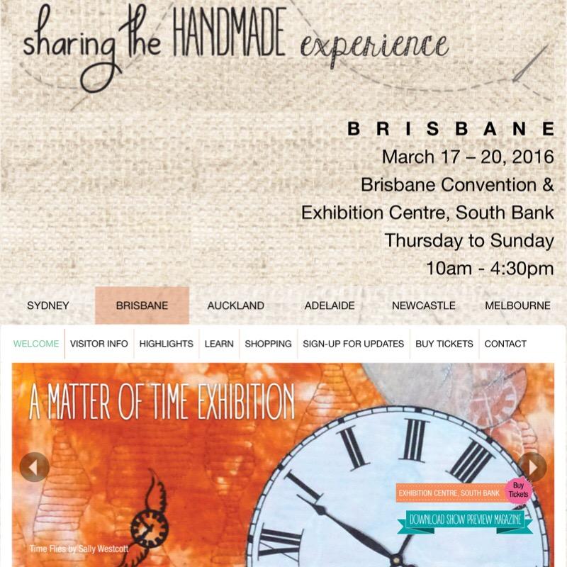 Brisbane Craft Show March