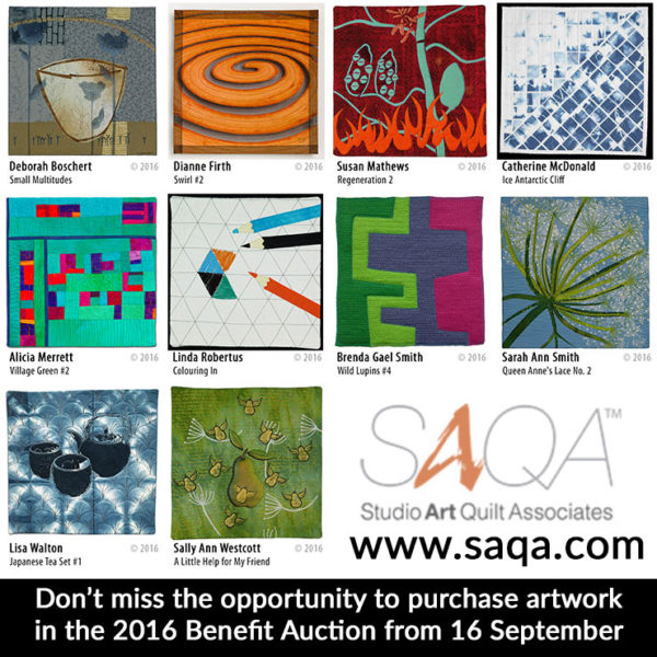 2017 SAQA Benefit Auction
