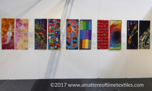 Festival of Quilts - Wall 1