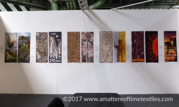 Festival of Quilts - Wall 3