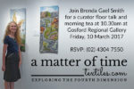 Curator Floor Talk: Gosford Regional Gallery: 10 March