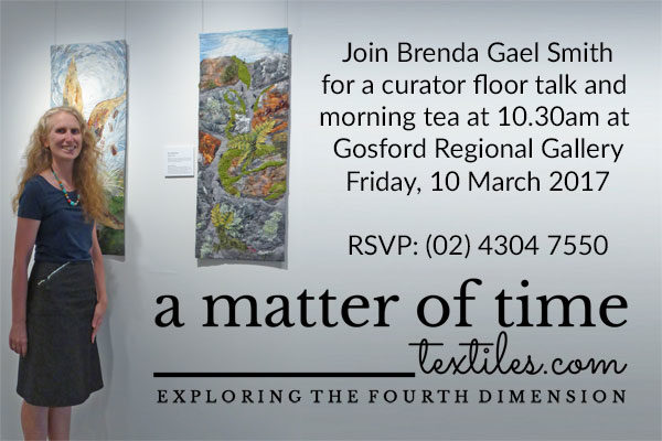 Curator Floor Talk at Gosford Regional Gallery