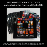 Pre-order your Catalogue: Collect at Festival of Quilts