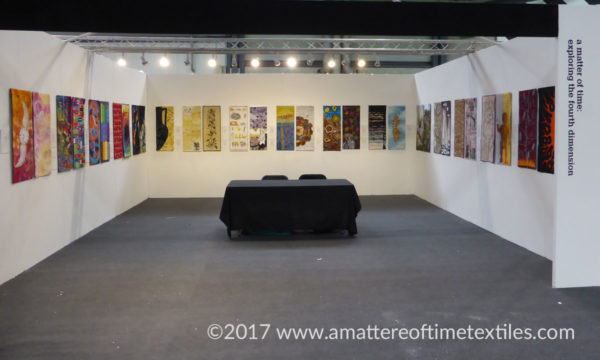 Festival of Quilts -after